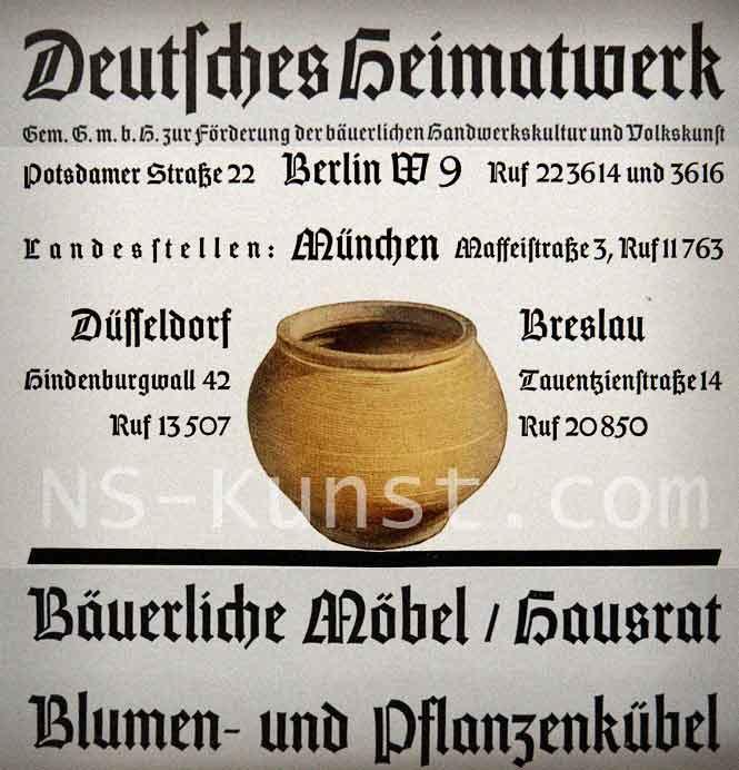 Deutsches Heimatwerk