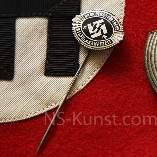 SS FM Honour Pin