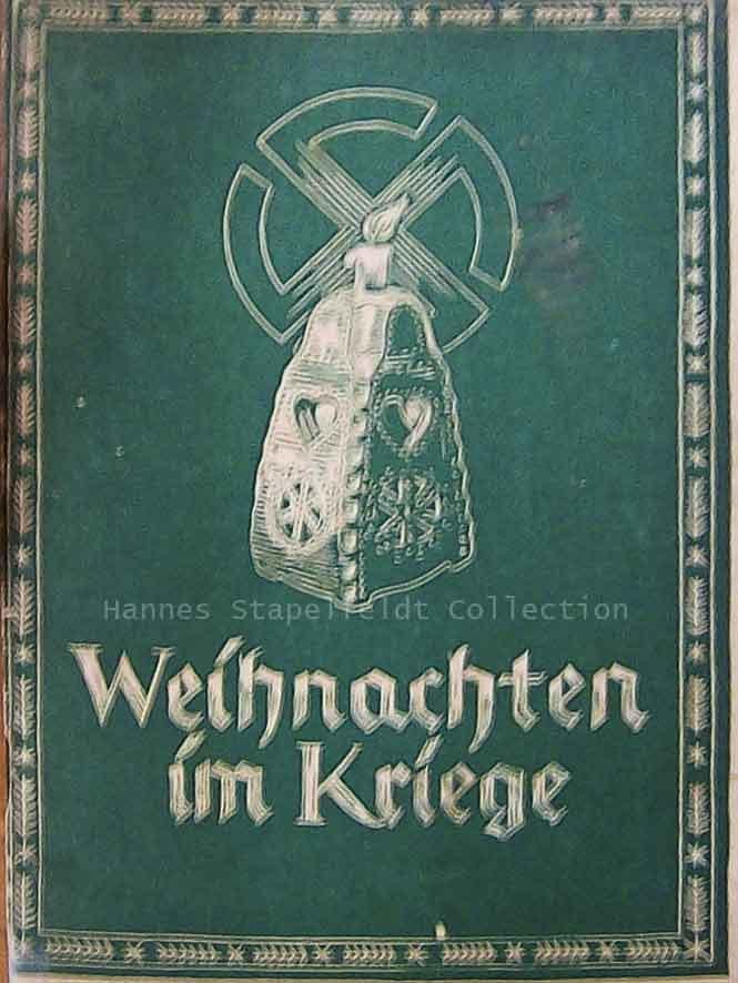 SS-Leitheft Julleuchter Edition Cover