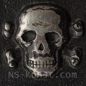 1936 SS Dagger Chain Skull Link