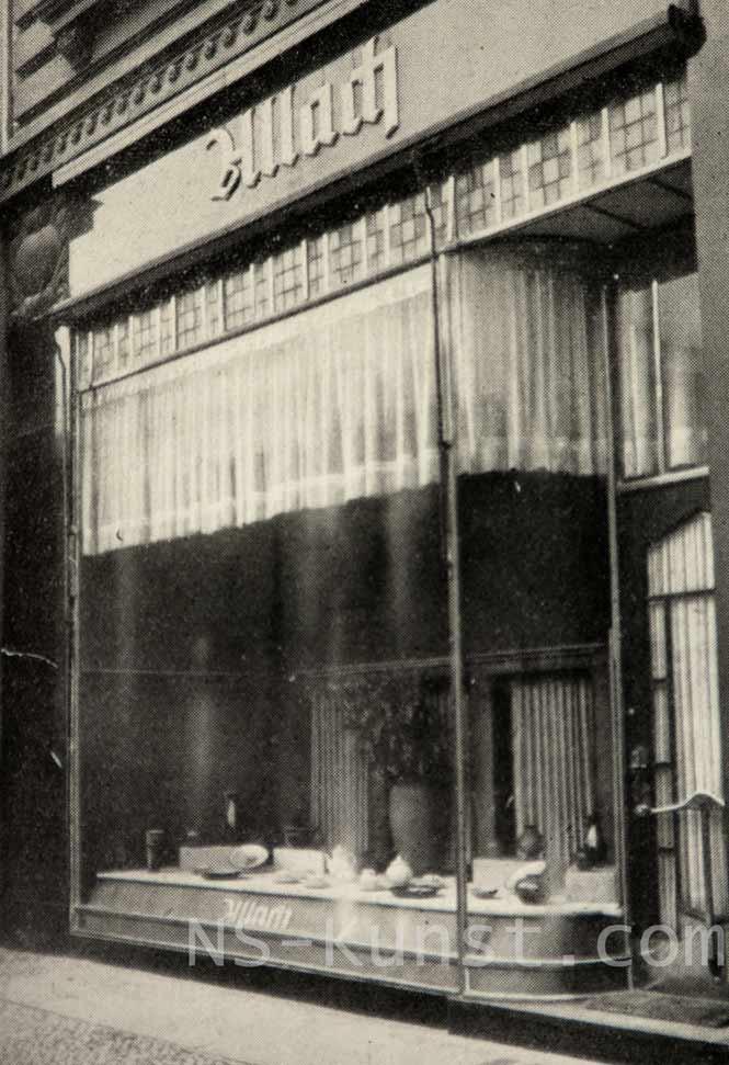 SS Porzellan Manufaktur Allach Shop Berlin