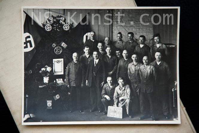 DAF-Urkunde-NS-Kunst-1