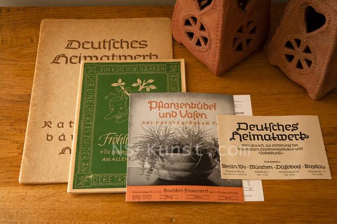 NSKunst-Deutsches-Heimatwerk-Catalogues