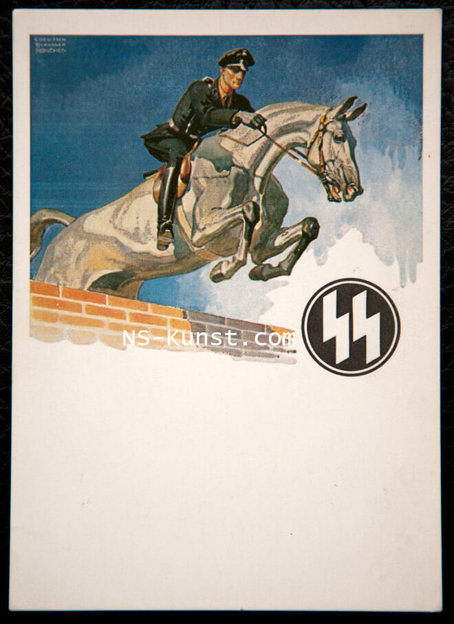 SS-Reiter-Card