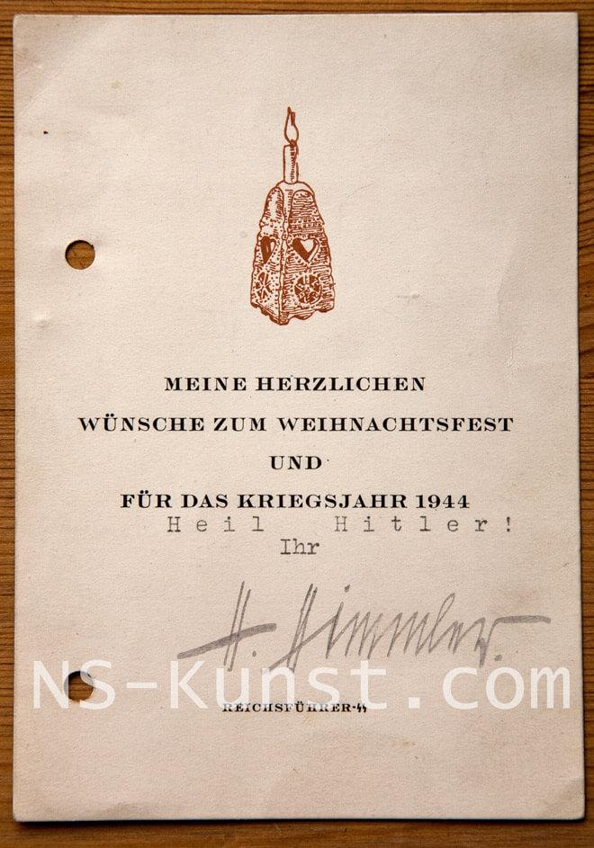 Himmler-Julfest-NS-Kunst-2