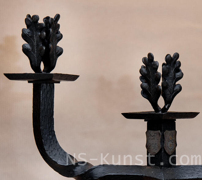 NS-Kunst_Oakleaf-Candle-Holder-2