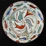 Triskele Motif Third Reich Plate